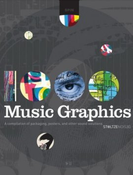 1000 Music Graphics – A compilation of packaging, posters, and other sound solutions – Stoltze Design – Gingko Press – Bücher (Bildband) Sachbücher Bildband, Kunst & Kultur – Charts & Bestenlisten