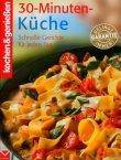 30-Minuten-Küche - Schnelle Gerichte für jeden Tag - deutsches Filmplakat - Film-Poster Kino-Plakat deutsch