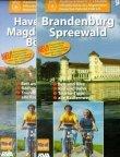 ADFC-Radtourenkarte - 27 Radwanderkarten für ganz Deutschland - BVA / ADFC