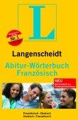 Langenscheidt Abitur-Wörterbuch Französisch - Französisch-Deutsch / Deutsch-Französisch - Langenscheidt-Redaktion - Wörterbuch, Französisch - Langenscheidt