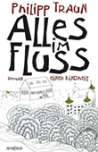 Alles im Fluss - Roman einer Kindheit - deutsches Filmplakat - Film-Poster Kino-Plakat deutsch