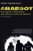 Arabboy - Eine Jugend in Deutschland - deutsches Filmplakat - Film-Poster Kino-Plakat deutsch