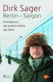 Berlin-Saigon - Eine Reise in die andere Hälfte der Welt - deutsches Filmplakat - Film-Poster Kino-Plakat deutsch