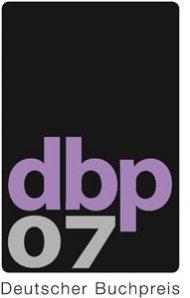 Deutscher Buchpreis: Logo - © Börsenverein des Deutschen Buchhandels