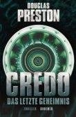 Credo - Das letzte Geheimnis - deutsches Filmplakat - Film-Poster Kino-Plakat deutsch