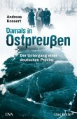 Damals in Ostpreußen - Der Untergang einer deutschen Provinz - deutsches Filmplakat - Film-Poster Kino-Plakat deutsch