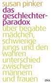 Das Geschlechter-Paradox - Über begabte Mädchen, schwierige Jungs ... - deutsches Filmplakat - Film-Poster Kino-Plakat deutsch