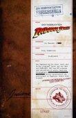 Das Tagebuch von Indiana Jones - deutsches Filmplakat - Film-Poster Kino-Plakat deutsch