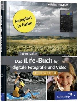 Das iLife-Buch für digitale Fotografie und Video – deutsches Filmplakat – Film-Poster Kino-Plakat deutsch