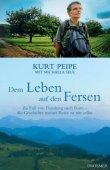 Dem Leben auf den Fersen - Zu Fuß von Flensburg nach Rom - deutsches Filmplakat - Film-Poster Kino-Plakat deutsch
