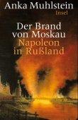 Der Brand von Moskau - Napoleon in Russland - deutsches Filmplakat - Film-Poster Kino-Plakat deutsch