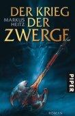 Der Krieg der Zwerge – Markus Heitz – Piper Verlag