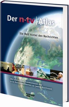 Der n-tv Atlas – Die Welt hinter den Nachrichten – Bertelsmann Lexikon – Atlas – Bertelsmann Lexikon Institut (Wissen Media) – Bücher & Literatur Sachbücher Atlas, Lexikon, Bildband – Charts & Bestenlisten