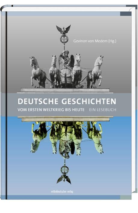 Deutsche Geschichten – Vom Ersten Weltkrieg bis heute – deutsches Filmplakat – Film-Poster Kino-Plakat deutsch