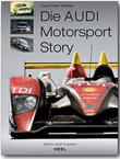 Die AUDI Motorsport Story - deutsches Filmplakat - Film-Poster Kino-Plakat deutsch