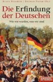 Die Erfindung der Deutschen - Wie wir wurden, was wir sind - deutsches Filmplakat - Film-Poster Kino-Plakat deutsch