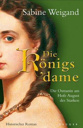 Die Königsdame – Die Osmanin am Hofe von August dem Starken – deutsches Filmplakat – Film-Poster Kino-Plakat deutsch