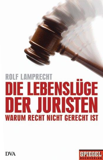 Die Lebenslüge der Juristen - Warum Recht nicht gerecht ist - deutsches Filmplakat - Film-Poster Kino-Plakat deutsch