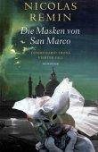 Die Masken von San Marco - Commissario Trons vierter Fall - deutsches Filmplakat - Film-Poster Kino-Plakat deutsch