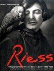 Die Riess - Fotografisches Atelier und Salon in Berlin 1918-1932 - Frieda Riess, Marion Beckers, Elisabeth Moortgat - Fotografie, Ausstellungskatalog - Wasmuth Verlag
