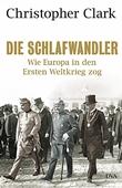 Die Schlafwandler - Wie Europa in den ersten Weltkrieg zog - deutsches Filmplakat - Film-Poster Kino-Plakat deutsch