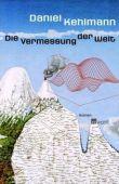 Die Vermessung der Welt - deutsches Filmplakat - Film-Poster Kino-Plakat deutsch