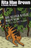 Die kluge Katze baut vor – Ein Fall für Mrs. Murphy – deutsches Filmplakat – Film-Poster Kino-Plakat deutsch