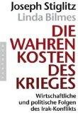 Die wahren Kosten des Krieges - Wirtschaftliche und politische Folgen des Irak-Konflikts - deutsches Filmplakat - Film-Poster Kino-Plakat deutsch