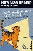 Eine Maus kommt selten allein – Ein Fall für Mrs. Murphy – deutsches Filmplakat – Film-Poster Kino-Plakat deutsch
