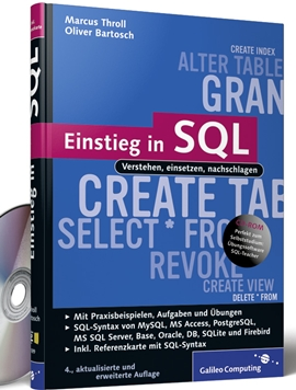 Einstieg in SQL – Verstehen, einsetzen, nachschlagen