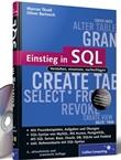Einstieg in SQL - Verstehen, einsetzen, nachschlagen - deutsches Filmplakat - Film-Poster Kino-Plakat deutsch