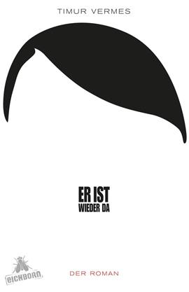 Er ist wieder da – deutsches Filmplakat – Film-Poster Kino-Plakat deutsch