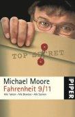 Fahrenheit 9/11 - Alle Fakten, alle Beweise, alle Szenen - deutsches Filmplakat - Film-Poster Kino-Plakat deutsch