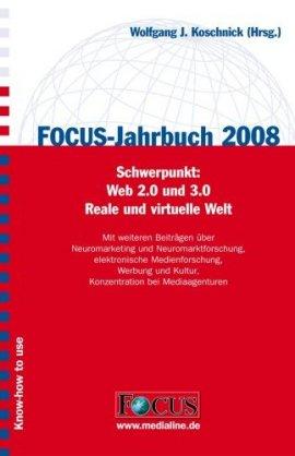 Focus-Jahrbuch 2008 – Wolfgang J. Koschnick – Jahrbuch – Focus Verlag – Bücher & Literatur Sachbücher Lexikon – Charts & Bestenlisten