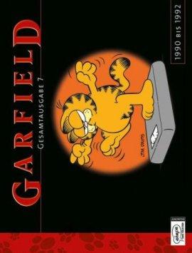 Garfield Gesamtausgabe, Band 7: 1990-1992 – Jim Davis – Ehapa Verlag (Egmont) – Bücher & Literatur Romane & Literatur Kinder & Jugend, Comic & Manga – Charts & Bestenlisten