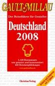 Gault Millau Deutschland 2008 - Der Reiseführer für Genießer - deutsches Filmplakat - Film-Poster Kino-Plakat deutsch
