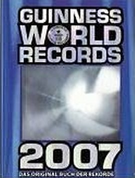 vip webguide guinness buch der rekorde guinness world records 2007 guinness buch redaktion. Black Bedroom Furniture Sets. Home Design Ideas