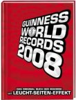 Guinness Buch der Rekorde - Guinness World Records 2008 - Guinness-Buch Redaktion