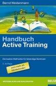 Handbuch Active Training - Die besten Methoden für lebendige Seminare - deutsches Filmplakat - Film-Poster Kino-Plakat deutsch