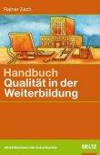Handbuch Qualität in der Weiterbildung - deutsches Filmplakat - Film-Poster Kino-Plakat deutsch