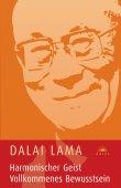 Harmonischer Geist - Vollkommenes Bewusstsein - Dalai Lama, Tenzin Gyatso - Spiritualität - Ansata/Integral/Lotos (Random House)