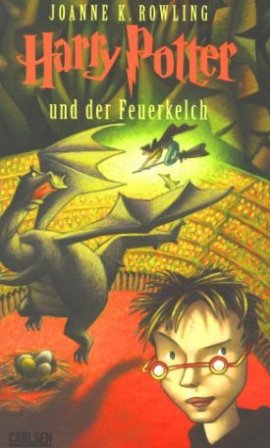Harry Potter und der Feuerkelch (Band 4)