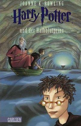 Harry Potter und der Halbblutprinz (Band 6)