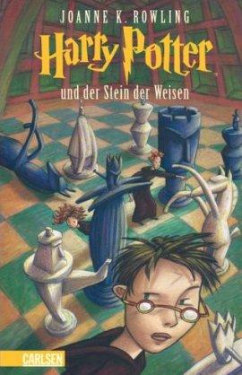 Harry Potter und der Stein der Weisen (Band 1) – Joanne K. Rowling – J. K. Rowling – Carlsen Verlag – Bücher & Literatur Romane & Literatur Fantasy, Kinder & Jugend – Charts & Bestenlisten