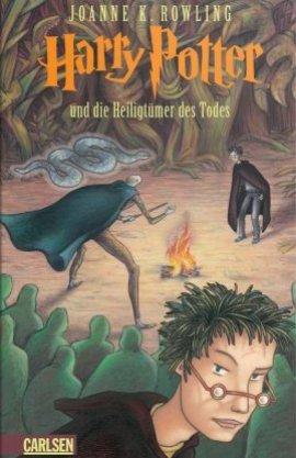 Harry Potter und die Heiligtümer des Todes (Band 7) – Joanne K. Rowling – J. K. Rowling – Bücher & Literatur Romane & Literatur Fantasy, Kinder & Jugend – Charts, Bestenlisten, Top 10, Hitlisten, Chartlisten, Bestseller-Rankings