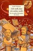 Ich weiß, dass ich nichts weiß - Die vier großen Philosophen der Antike - deutsches Filmplakat - Film-Poster Kino-Plakat deutsch
