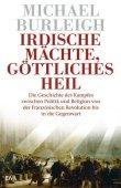 Irdische Mächte, göttliches Heil - Die Geschichte des Kampfes zwischen Politik und Religion - deutsches Filmplakat - Film-Poster Kino-Plakat deutsch