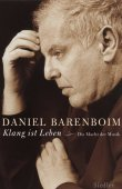 Klang ist Leben - Die Macht der Musik - Daniel Barenboim - Siedler (Random House)