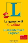 Langenscheidt Collins Großwörterbuch Englisch - Englisch-Deutsch / Deutsch-Englisch - Langenscheidt-Redaktion - Langenscheidt