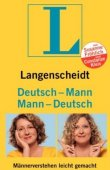 Langenscheidt Deutsch-Mann / Mann-Deutsch – deutsches Filmplakat – Film-Poster Kino-Plakat deutsch